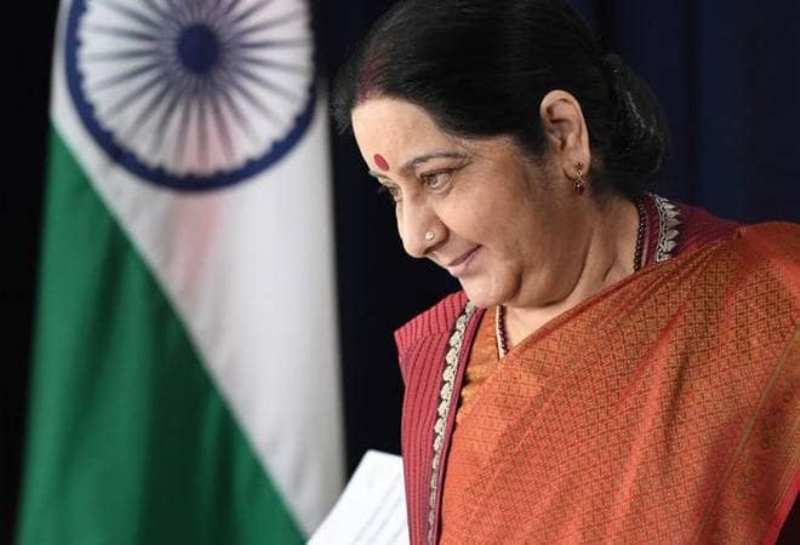 Sushma Swaraj Passed away Indian Foreign Minister