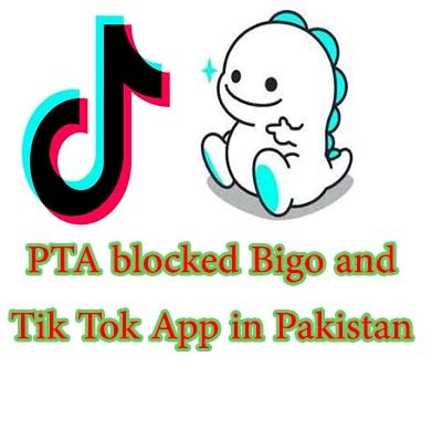PTA Blocked Bigo App and last Warning to Tik Tok