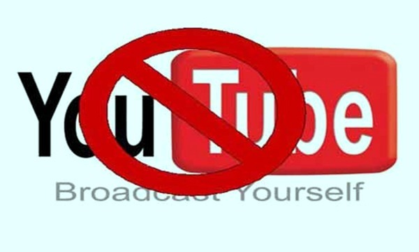 Sc hints Youtube Ban in Pakistan