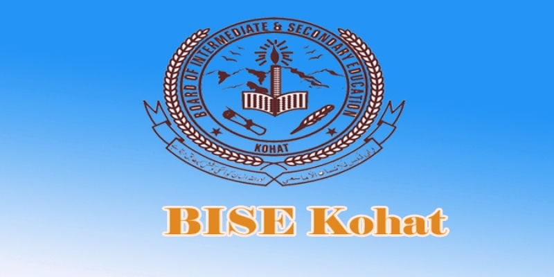 Bise Kohat SSC 9th 10th Class Result
