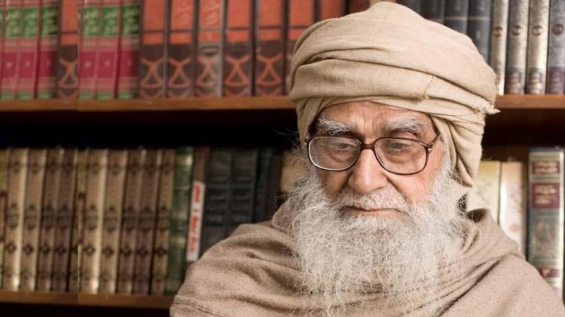 Islamic Scholar  Maulana Wahiduddin Khan  passed away